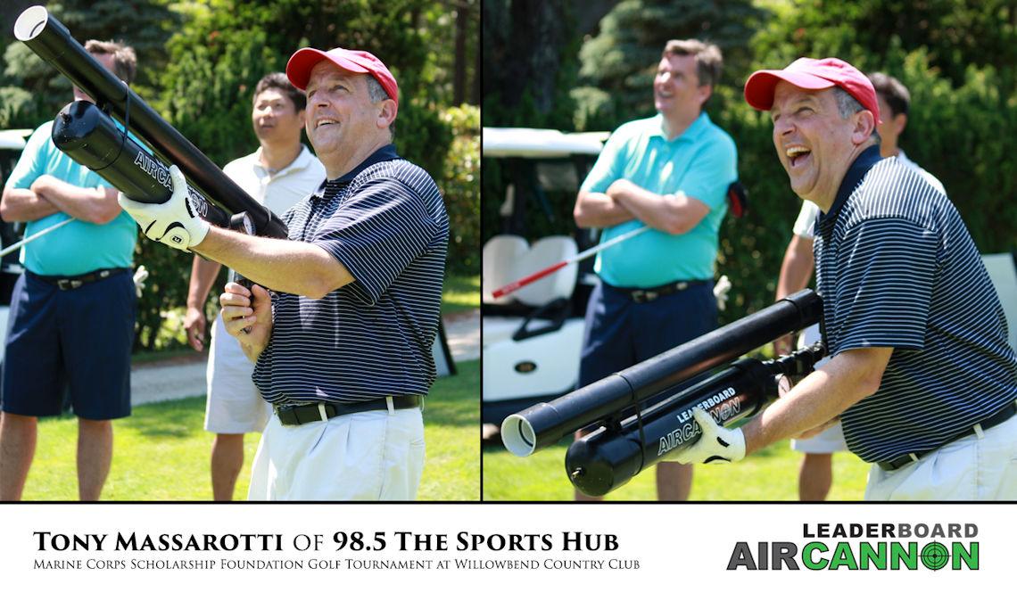 Air Cannon Sports Hub